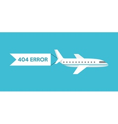 404 error vector image