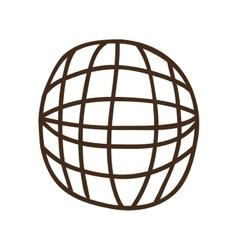 Global network sphere vector