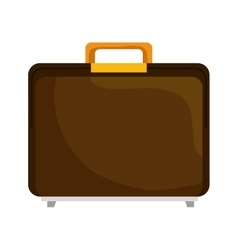 portfolio business isolated icon vector image