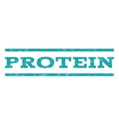 Protein Watermark Stamp vector