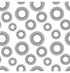 Stocks template seamless pattern vector