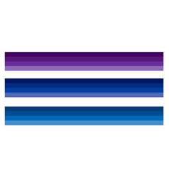 Blue tones vector