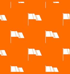 Flag pattern seamless vector