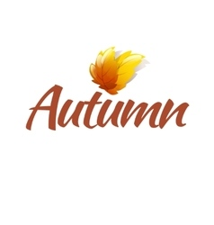 Autumn Logo Template vector