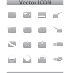 collection web icon Set pictogram vector image