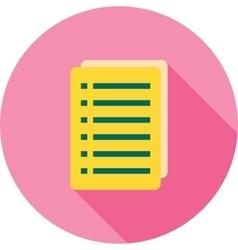 Data Files vector