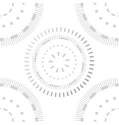 creative seamless pattern design modern stylish vector image