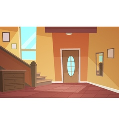 Cartoon Interior vector image