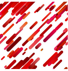 Red modern gradient background with diagonal vector