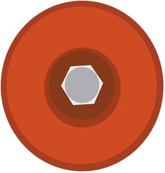 Roller Wheel vector image