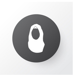 Headscarf icon symbol premium quality isolated vector