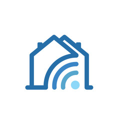 housing link vector image vector image