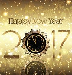 Golden new year background 0410 vector