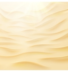 Summer Beach template EPS 10 vector image