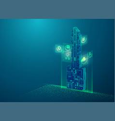 Encryptionkey vector