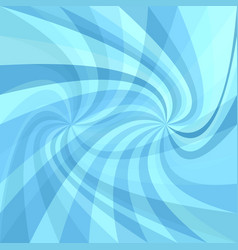 Double spiral background - graphic from rays in vector