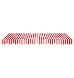 Awning vector