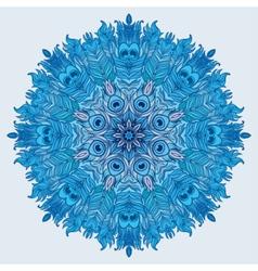 Mandala Vintage decorative element vector