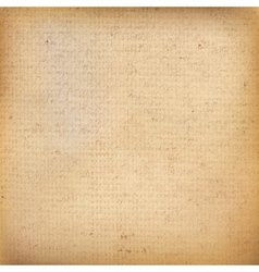 Old canvas texture grunge EPS 10 vector image