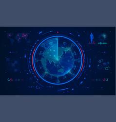 Radarvirus vector