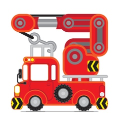 REDsCUE car03 vector