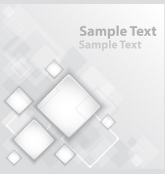 square abstract vector image