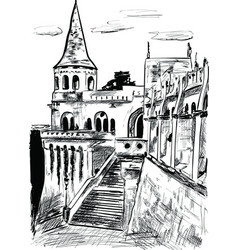 Budapest vector
