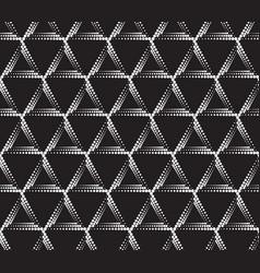 Seamless halftone pattern vector