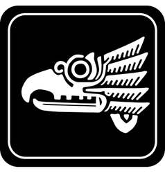 tribal totems vector image
