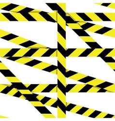 seamless pattern entrance prohibited vector image