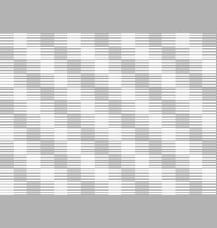line halftone pattern vector image
