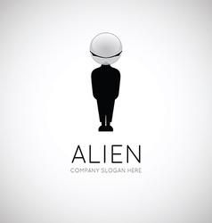 Alien symbol vector