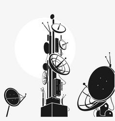 Antens vector