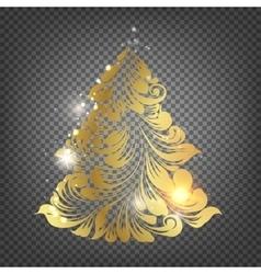Happy new year symbol vector