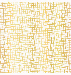 luxe gold woven burlap texture hand drawn vector image