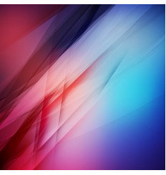 abstract coloful soft blurred background vector image