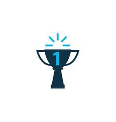 success icon colored symbol premium quality vector image