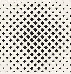 halftone seamless geometric pattern vector image