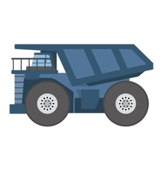 tipper vector image