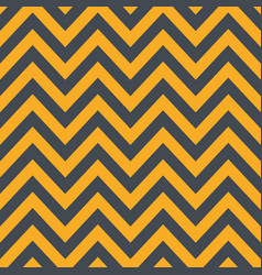 yelow gray chevron retro decorative pattern vector image