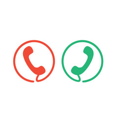 Phone logo symbol icon simple minimalist flat vector