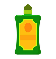 Vermouth icon cartoon style vector