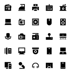 Electronics and Devices-4 vector image vector image