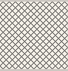 grid geometric seamless pattern vector image vector image