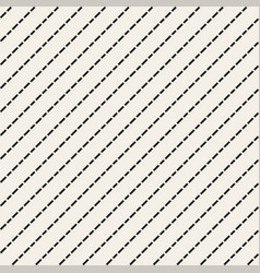 Seamless diagonal lines pattern vector