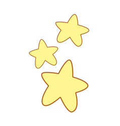 cuite light stars image vector image vector image