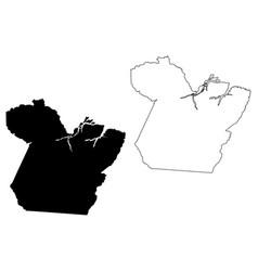para map vector image