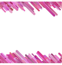Pink abstract repeating trendy gradient diagonal vector