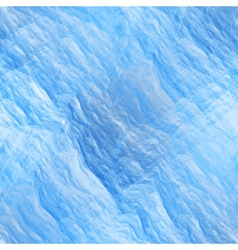 Ice Blue Seamless Background vector image vector image