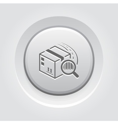 Package Tracking Icon vector image